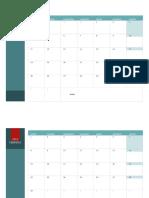 Formato de Planificación Mensual
