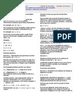 Guia Ecuaciones Lineales o d Eprimer Grado Con Una Incognita Grado Noveno b 16-4-2019