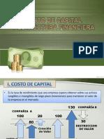 1.1.Costo de Capital