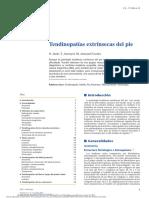 Tendinitis Del Pie