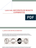 Central mayorista de bogotá Corabastos