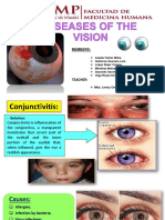Diseases of the Vision