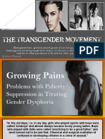 22. GENDER DYSPHORIA -Puberty Blockers and Oppose Sex Hormones Dangers