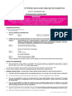 FCPS II Guideline
