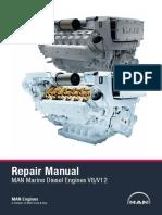 Repair Manual D2862 LE Series