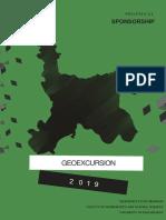 Proposal Kuliah Lapangan Karangsambung Geofisika UNPAD 2019
