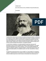 Karl Marx Era Una Persona Bastante Mala