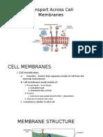 Cell transporr