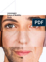 Fjord and Volkswagen Future of Mobility Study