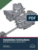 Installation Instruction V8 and V12