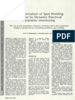 1821_Characterization of Spot Welding Behavior by Dynamic Electrical Parameter Monitoring