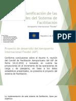 Planificación de las actividades del Sistema de Facilitación