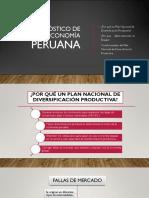DIAGNÓSTICO DE LA ECONOMÍA PERUANA