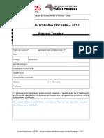 PTD ENSINO TECNICO