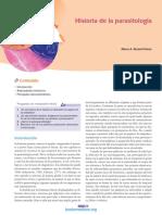 B2014 Parasitologia Medica 4a Ed [Becerril MA] - Ch1 Historia de La Parasitología