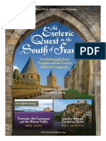 Esoteric Quest France  - Conference Schedule EQ-2015