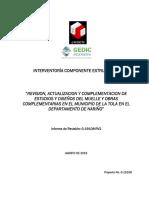 Observaciones estructurales interventoria