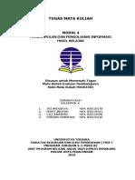 Tugas_evaluasi Pembelajaran Modul 4