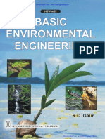 Basic of environmental engineering