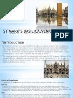 St Mark's Basilica,Venice,