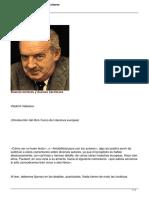 Nabokov,Curso de Literatura Europea-2