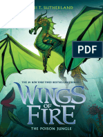 Poison Jungle (Wings of Fire, n. 13) by Tui T. Sutherland