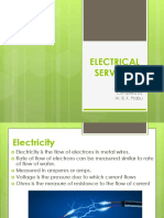 Unit-1 - Electrical Services