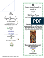 2019 -1 Aug- Vespers - Procession of Holy Cross