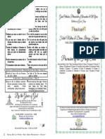 2019-1 Aug -Matlit - Procession of Cross