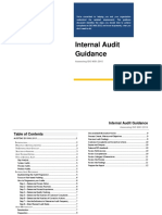 Internal Audit Guidance Assessing ISO 90