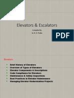 Elevators Presentation