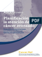Advanced Cancer Care Planning Esp