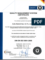 ISO 9001-2008 Quality Management