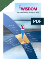 iWisdom Product Brochure