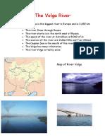 Geography River Volga