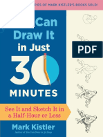 you can draw in just 30 minutes