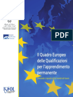 Crediti Universitari in Europa - EQ Brochure