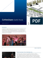 Cottenham Sixth Form