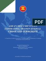 ASEAN - Combating Transnational Crime & Terrorism