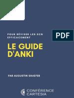 Guide Anki des ECN