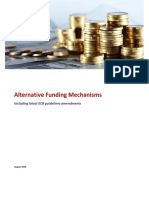 Alternative Funding Instruments