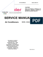 Service Manual H2SM 912H03R2 SM071225