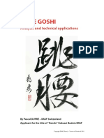 Hane Goshi Applications