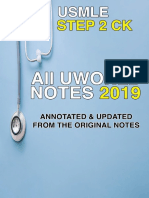 All Uworld Notes 2019...