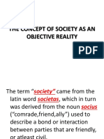 THE CONCEPT OF SOCIETY AS AN OBJECTIVE REALITY.pptx