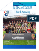 AEFCA presentation - Dinamo Zagreb Academy + training session_o