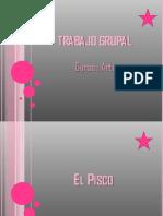 TRABAJO DE ARTE Y CULTURA