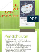 Kuliah blok RT 2016 AB, tuberkulostatik,leprostatik,.pptx