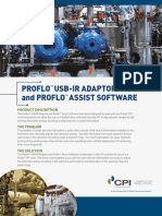 CPI ProFlow Software