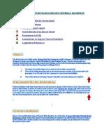 IGM filing